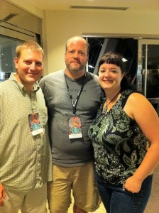 Scott, Frasier Cain, and Me