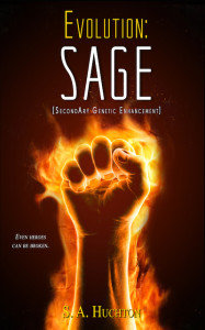 Evolution: SAGE cover