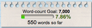 1.0's Word Count - 2 November 2012