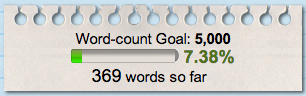 2.0's Word Count - 2 November 2012