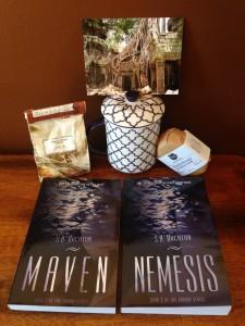 NEMESIS giveaway bundle