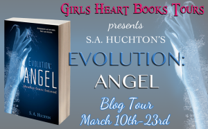 Evolution: ANGEL tour banner