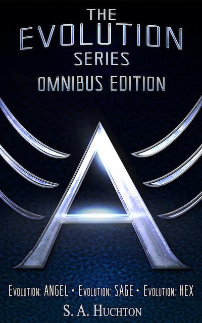The Evolution Series Omnibus