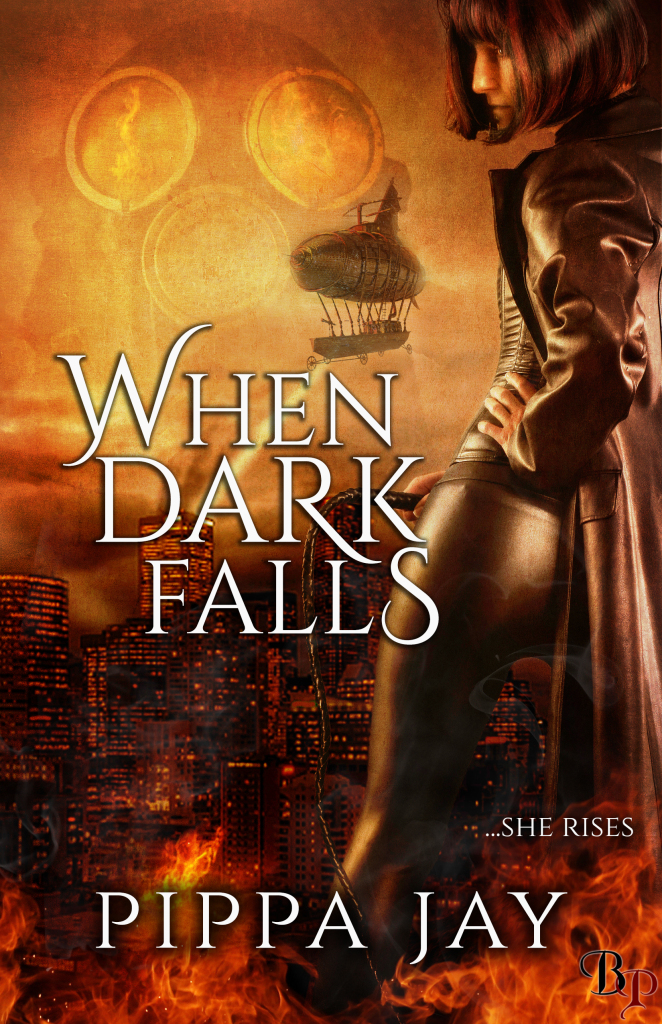 When Dark Falls by Pippa Jay