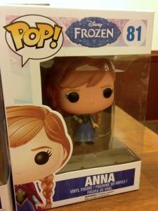 Anna Pop Figure