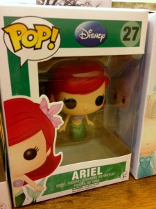 Ariel Pop Figure