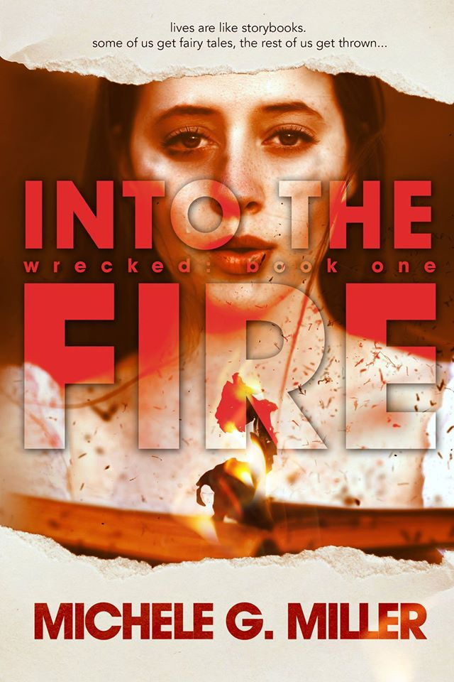 Into the Fire cover