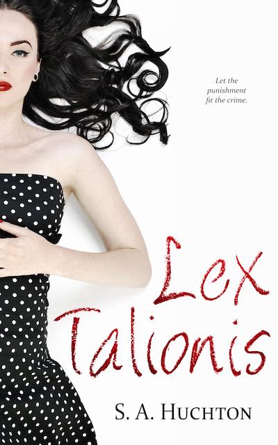 Lex Talionis ebook cover