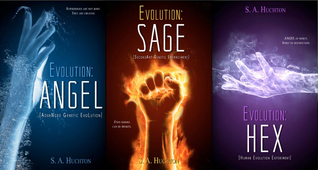 The Evolution Series Trio