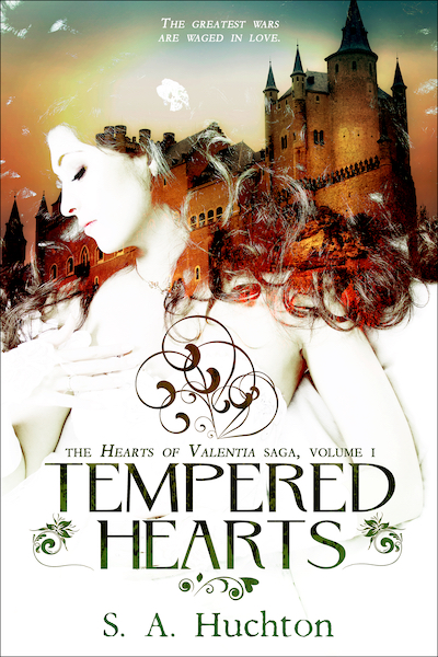 Tempered Hearts ebook cover